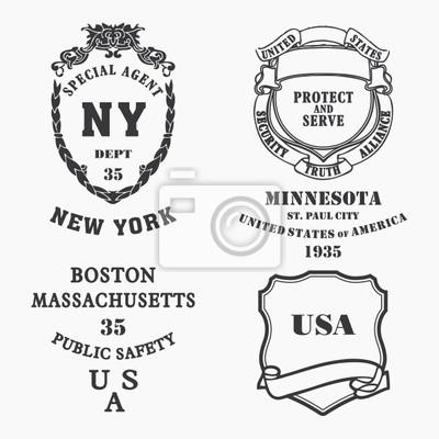 Badge Design 01