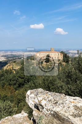 Badia Camaldolese, Balze, Toskana, Italien