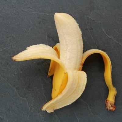Bild Banane sur ardoise