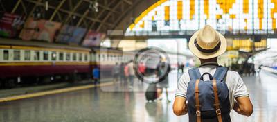 Bild Bangkok travel concept