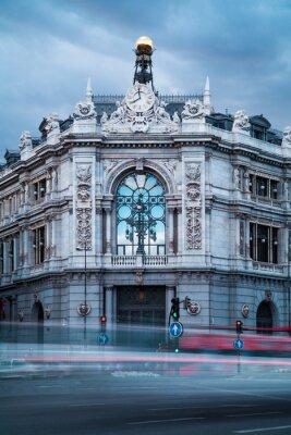 Bild Bank von Spanien Altbau