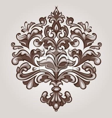 Bild Barock floral