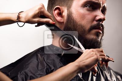 Bartschneiden