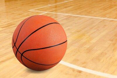 Bild Basketball.