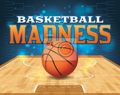 Bild Basketball Tournament Illustration