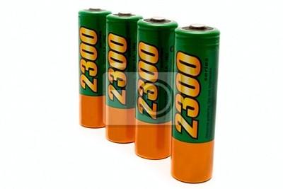 Batterien sind eine Isolations