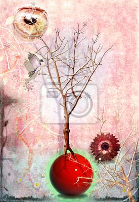 Baum des Feldes Wunders
