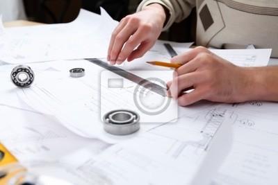 Bauvorhaben Papiere