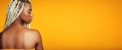 Bild Beautiful african woman