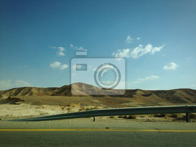 Bild Beautiful Dessert View in Israel Look Like Mars Landscape