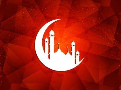 Bild Beautiful Islamic background.