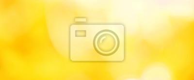 Bild Beautiful Nature blurred yellow summer Background