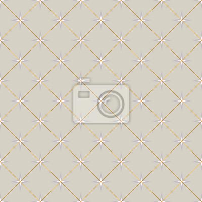 Beige star-patterned cevtor background