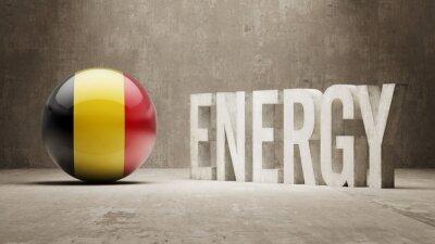 Belgien. Energiekonzept