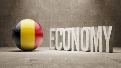 Belgien. Wirtschaftskonzept