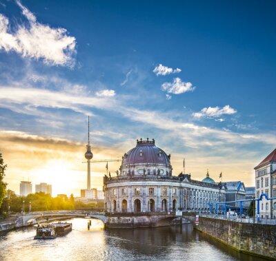 Bild Berlin, Deutschland-Szene an der Museumsinsel