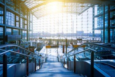 Bild Berlin Hauptbahnhof