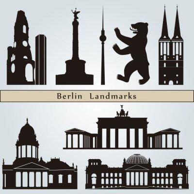 Bild Berlin Sehenswürdigkeiten und Denkmäler