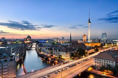 Bild Berlin-Skyline-Panorama