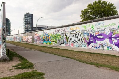 Bild Berlino - Ostseitengalerie