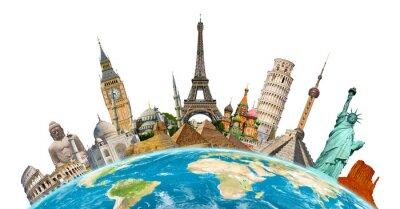 Bild Berühmte Denkmäler der Welt