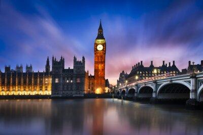 Bild Big Ben und Haus des Parlaments