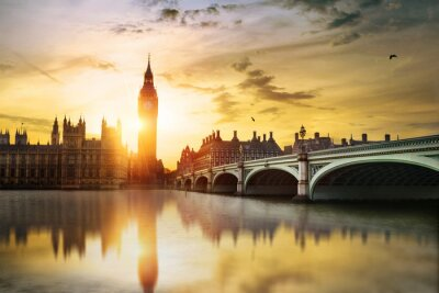 Bild Big Ben und House of Parliament