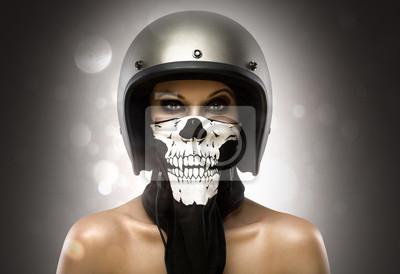 Biker Girl fachion