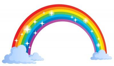 Bild Bild mit Regenbogen-Thema 1