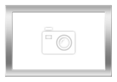 Bilderrahmen Silber Glanzend Format 2 3 Schatten Leinwandbilder