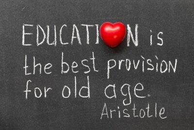 Bild Bildung ist