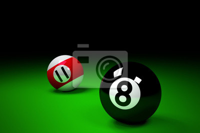 Billard Balls