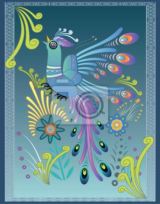 Bird of eden 1