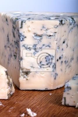 Blau Schimmelkäse Leinwandbilder Bilder Käse Stück Deutschland