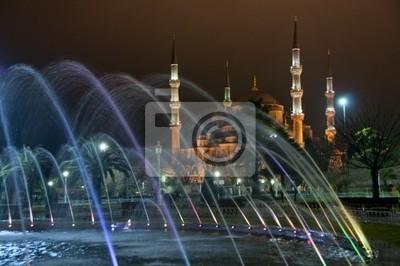 Bild Blaue Moschee - Istanbul / Türkei