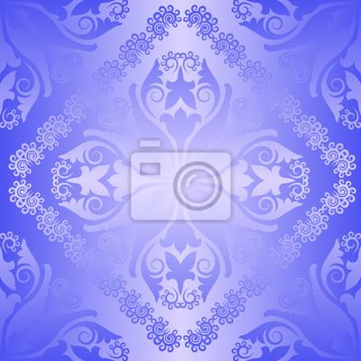 Bild blauem Hintergrund oder Muster nahtlose