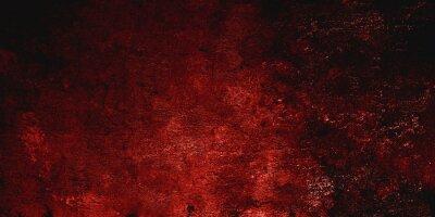 Bild Blood Dark Wall Texture Background. Halloween background scary