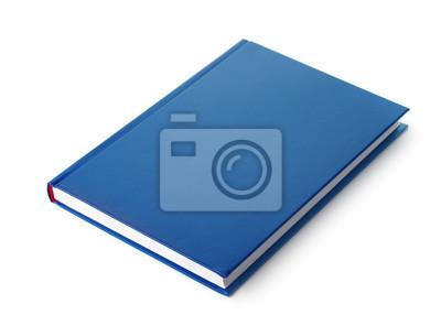 Bild Blue hardcover book