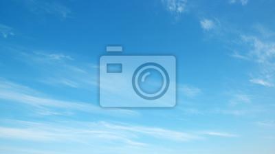 Bild Blue sky and clouds