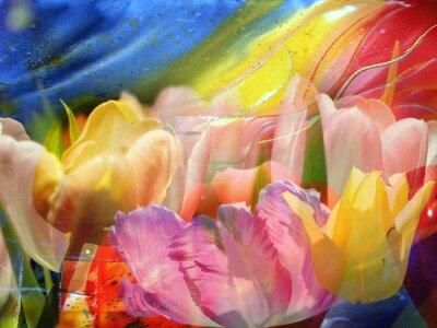 Bild Blumenströmung