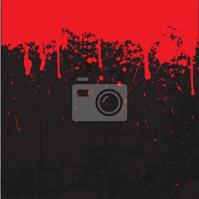 Bild Blut Splatter Hintergrund
