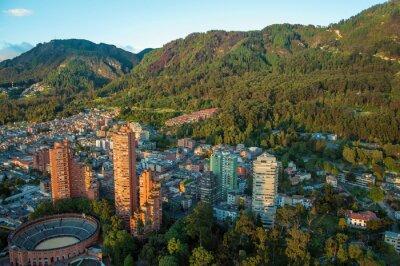 Bild Bogota und die Anden