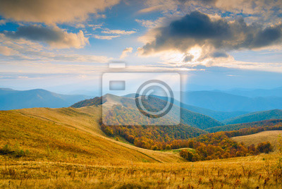 Borzhava Hügel