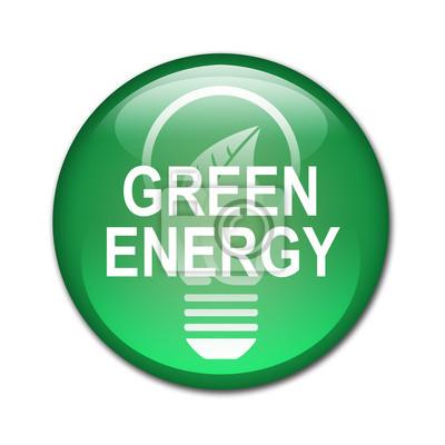 Boton brillante GREEN ENERGY