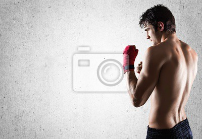 Boxen, Kampfsport, Kämpfen.