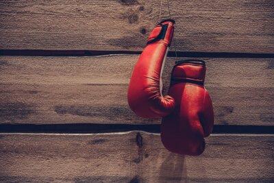 Bild Boxhandschuhe.