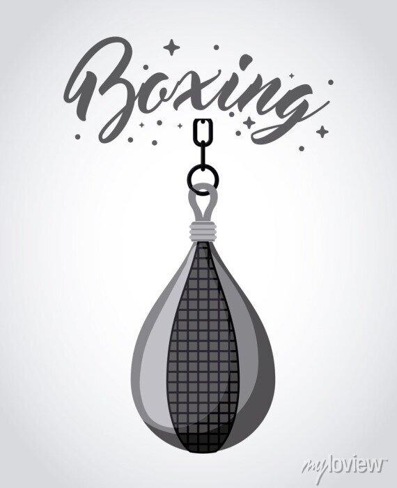 Bild Boxsport-Sportentwurf
