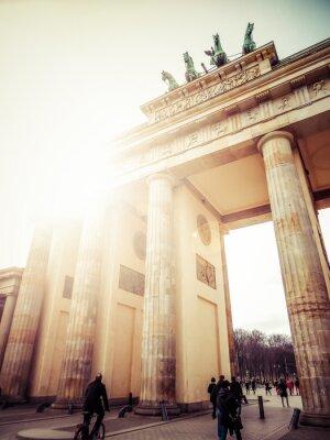 Bild Brandenburger Tor, Berlin