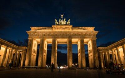 Bild Brandenburger Tor Berlin Deutschland