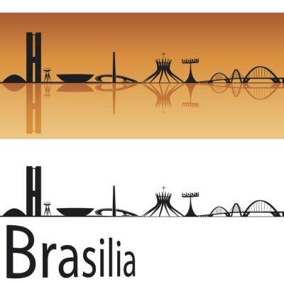 Bild Brasilia Skyline